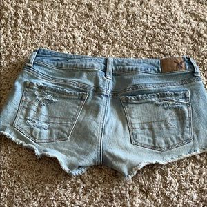 American Eagle Outfitters Shorts - American eagle distressed shorts